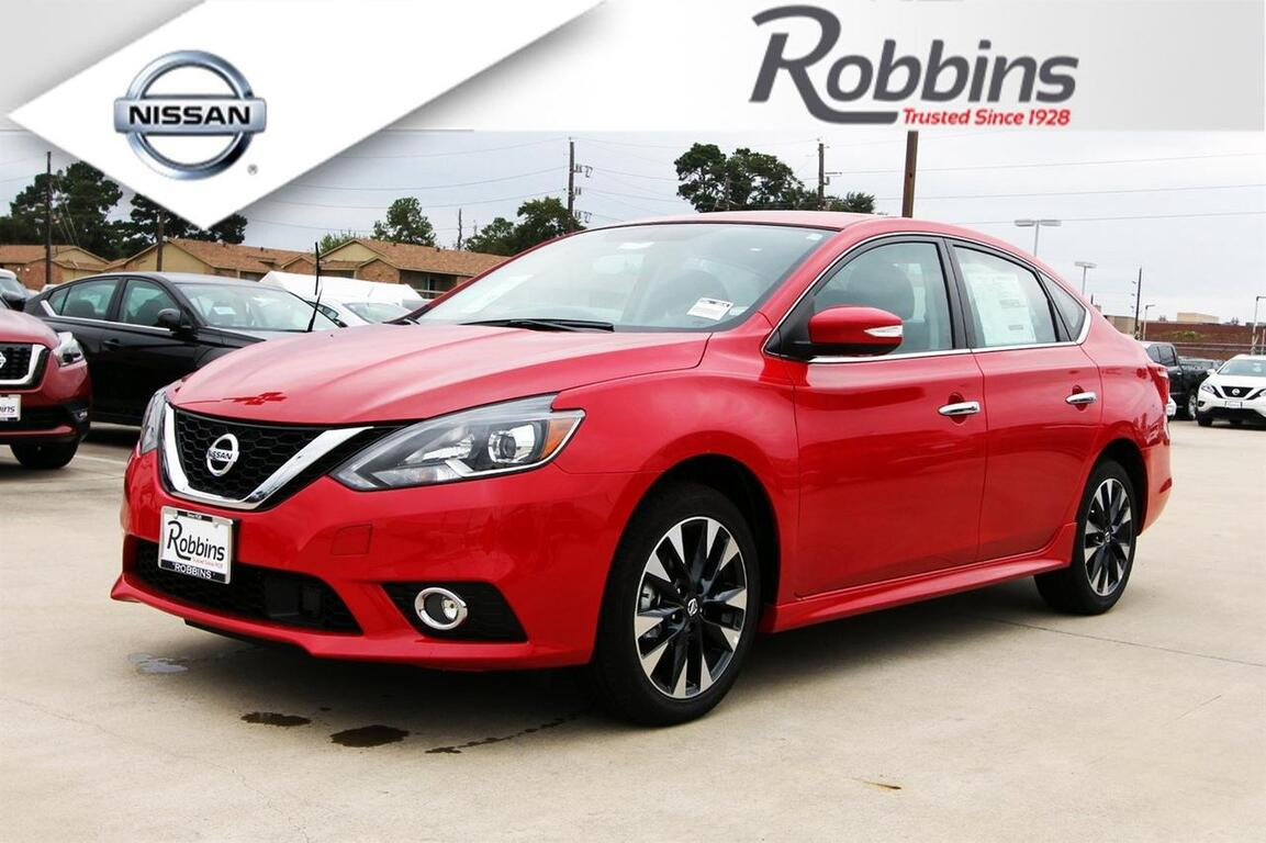2019 Nissan Sentra SR Houston TX