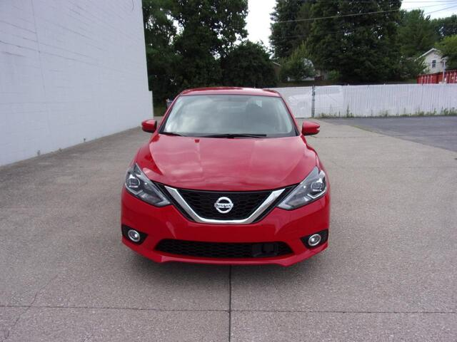 2019 Nissan Sentra SR Richmond KY