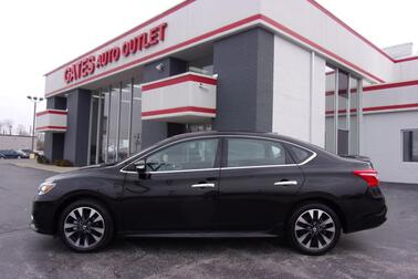 2019_Nissan_Sentra_SR_ Richmond KY