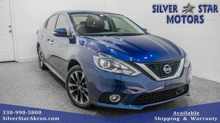 2019 Nissan Sentra SR Tallmadge OH