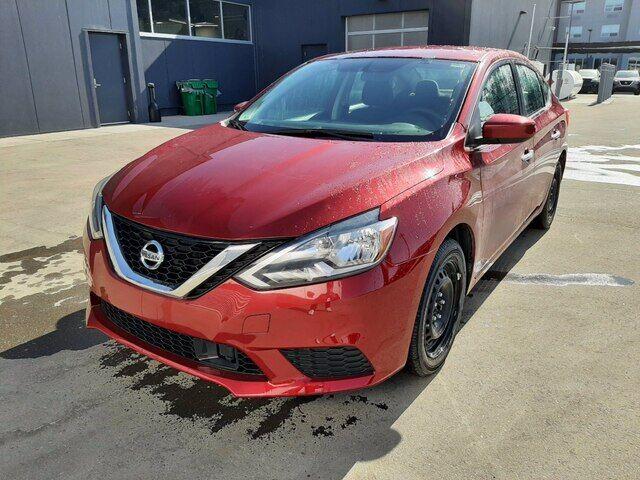 2019 Nissan Sentra SV | HTD SEATS | B-UP CAM | *LOW KM* Calgary AB