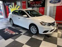 2019_Nissan_Sentra_SV 4dr Sedan_ Chesterfield MI