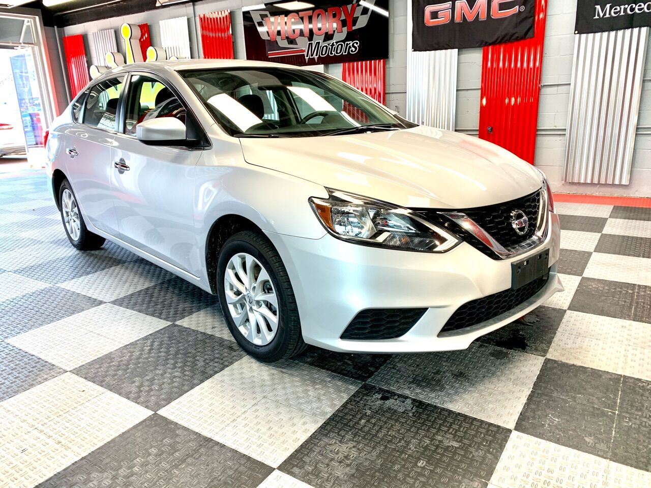 2019 Nissan Sentra SV 4dr Sedan Royal Oak MI