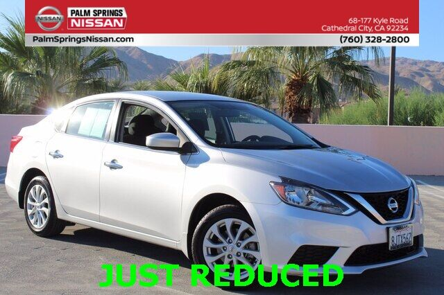2019 Nissan Sentra SV Cathedral City CA