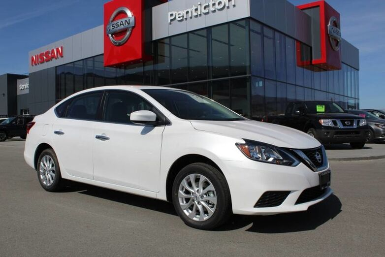 2019 Nissan Sentra SV DEMO BLOWOUT INCLUDES WINTER TIRES Penticton BC