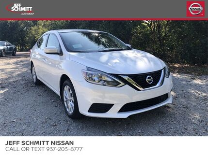 2019_Nissan_Sentra_SV_ Dayton area OH