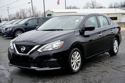 2019_Nissan_Sentra_SV_ Fort Wayne Auburn and Kendallville IN