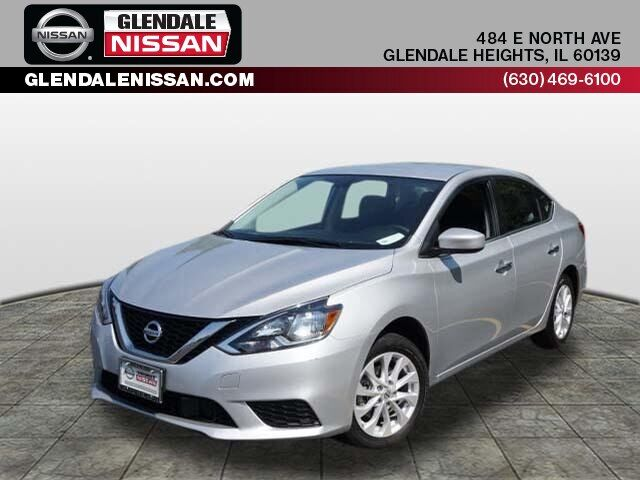 2019 Nissan Sentra SV Glendale Heights IL