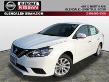 2019_Nissan_Sentra_SV_ Glendale Heights IL