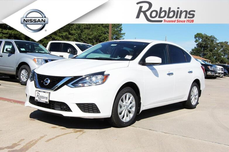 2019 Nissan Sentra SV Houston TX
