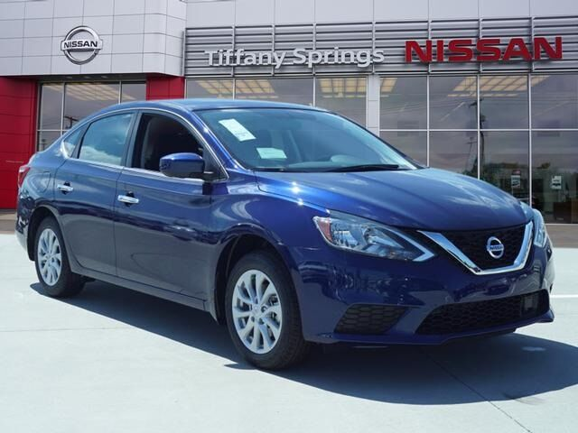 2019 Nissan Sentra SV Kansas City KS