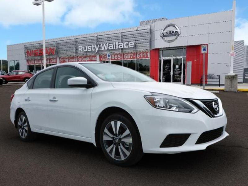 2019 Nissan Sentra SV Knoxville TN