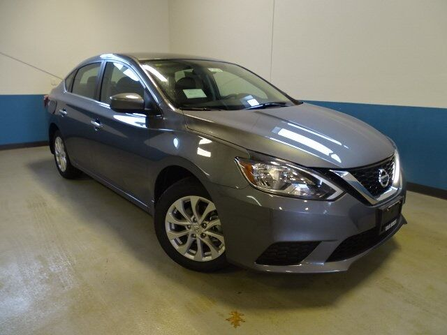 2019 Nissan Sentra SV Plymouth WI