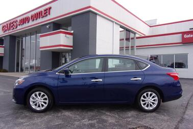 2019_Nissan_Sentra_SV_ Richmond KY