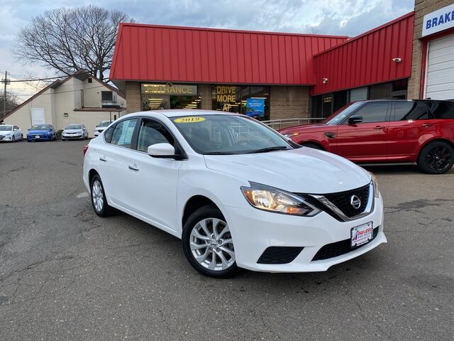 2019 Nissan Sentra SV South Amboy NJ