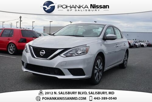 2019_Nissan_Sentra_SV Special Edition_ Salisbury MD