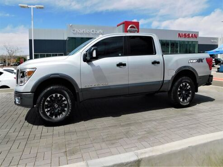 2019_Nissan_Titan_PRO-4X_ El Paso TX