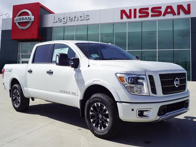2019 Nissan Titan PRO-4X Lee's Summit MO