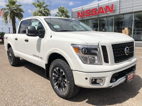 2019_Nissan_Titan_PRO-4X_ McAllen TX