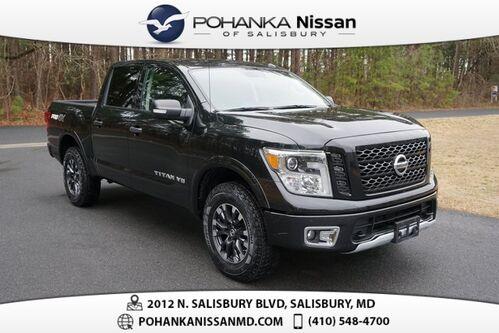 2019_Nissan_Titan_PRO-4X_ Salisbury MD