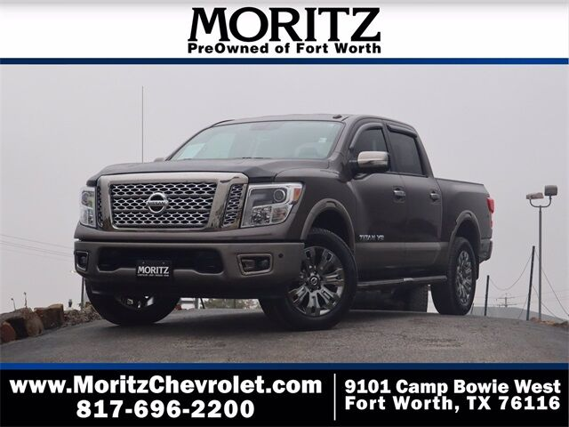 2019 Nissan Titan Platinum Reserve Fort Worth TX