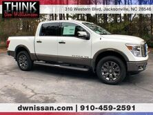 Nissan Titan Platinum Reserve 2019