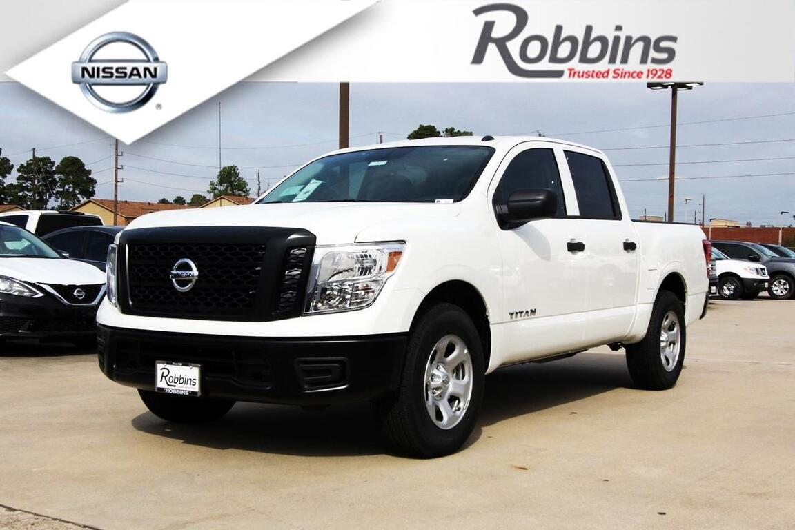2019 Nissan Titan S Houston TX
