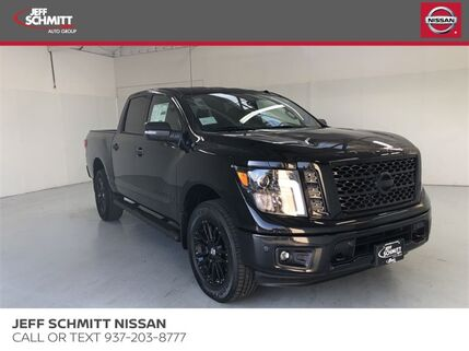 2019_Nissan_Titan_SL_ Beavercreek OH