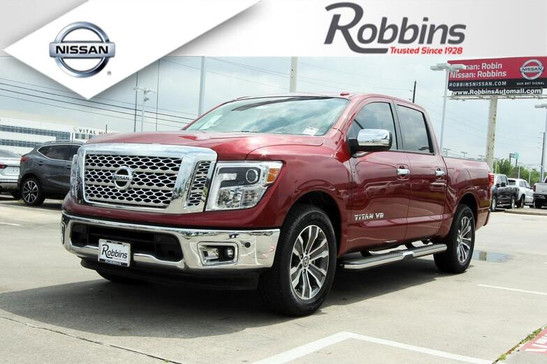 2019 Nissan Titan SL Houston TX