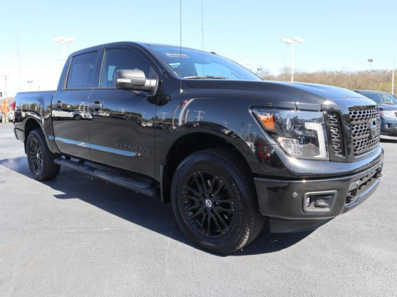 2019 Nissan Titan SL Knoxville TN