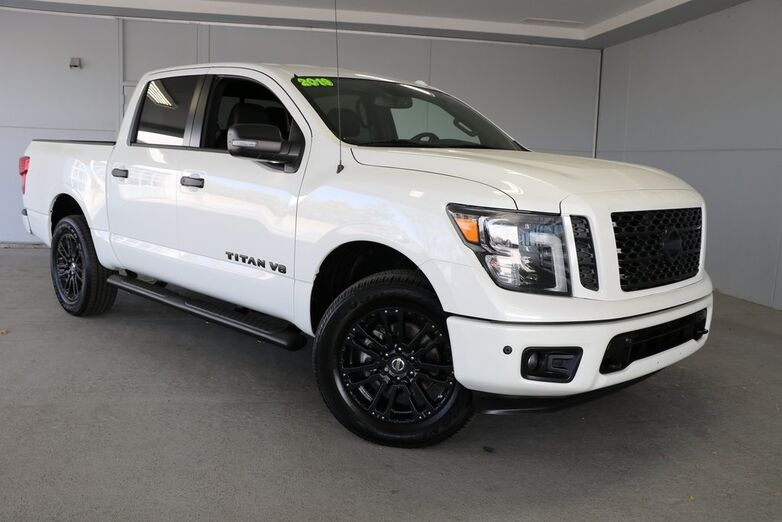 2019 Nissan Titan SL Merriam KS