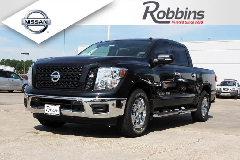 2019 Nissan Titan SV Houston TX