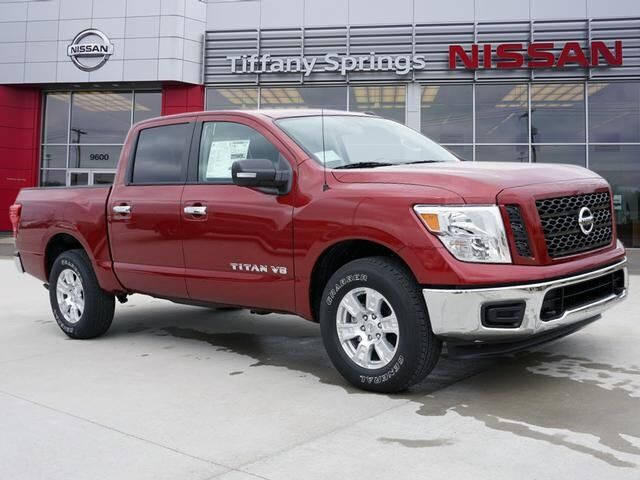 2019 Nissan Titan SV Kansas City MO