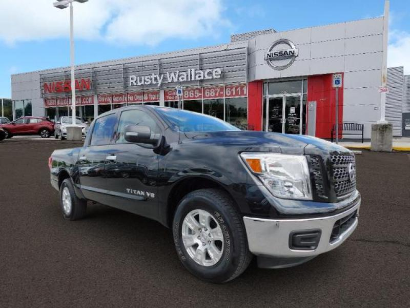 2019 Nissan Titan SV Knoxville TN