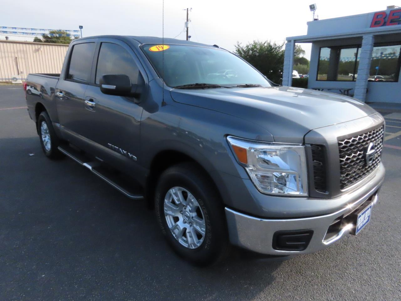 2019 Nissan Titan SV Copperas Cove TX