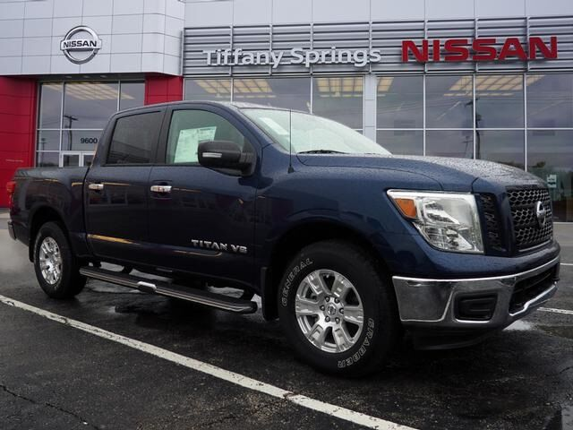 2019 Nissan Titan SV Lee's Summit MO
