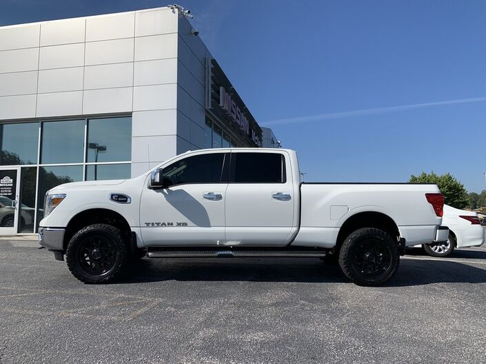 2019 Nissan Titan XD SL High Point NC