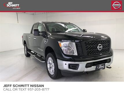 2019_Nissan_Titan XD_SV_ Beavercreek OH