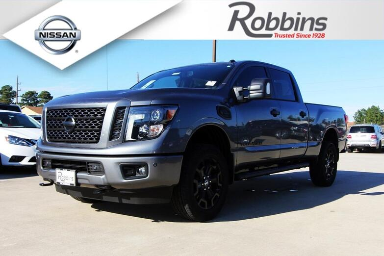 2019 Nissan Titan XD SV Houston TX