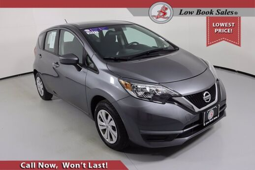 2019_Nissan_VERSA NOTE_SV_ Salt Lake City UT