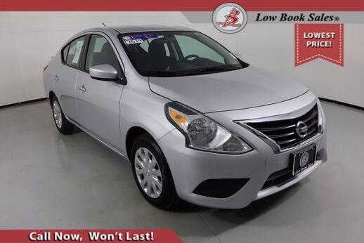 2019_Nissan_VERSA SEDAN_SV_ Salt Lake City UT