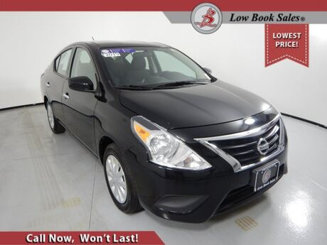 2019 Nissan VERSA SV Salt Lake City UT