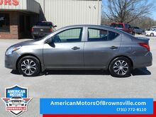 2019_Nissan_Versa_1.6 S Plus_ Brownsville TN