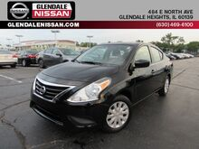 2019_Nissan_Versa_1.6 S Plus_ Glendale Heights IL