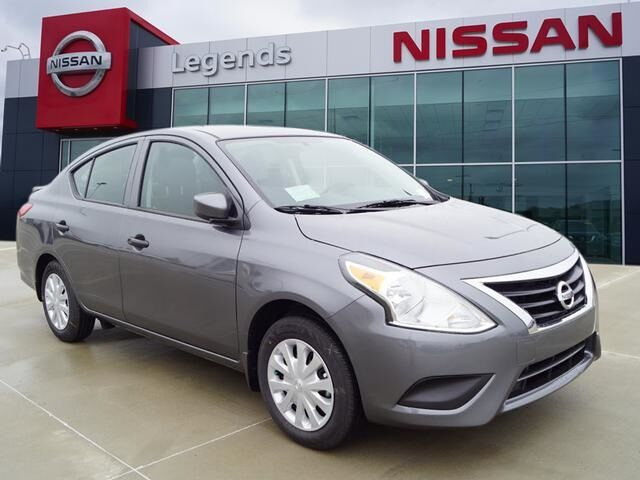 2019 Nissan Versa 1.6 S Plus Kansas City KS