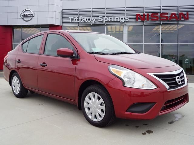 2019 Nissan Versa 1.6 S Plus Lee's Summit MO