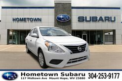2019_Nissan_Versa_1.6 S Plus_ Mount Hope WV