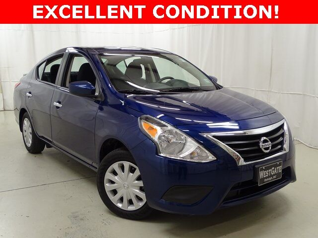 2019 Nissan Versa 1.6 S Plus Raleigh NC