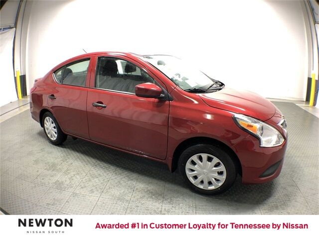 2019 Nissan Versa 1.6 S Plus Shelbyville TN
