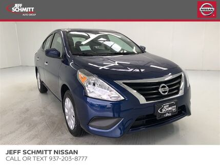 2019_Nissan_Versa_1.6 SV_ Beavercreek OH